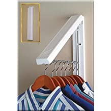 Arrow Hanger AH12/R Clothes Hanging System-Plastic