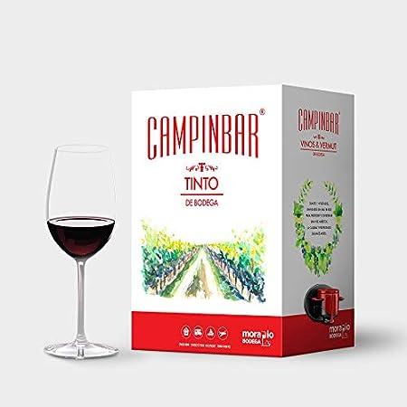 Bag in box Vino Tinto de Bodega de Campinbar ® (5 Litros)