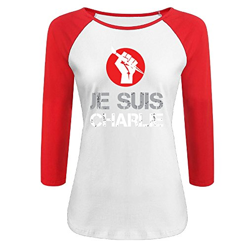 womens-charlie-hebdo-100-cotton-3-4-sleeve-athletic-baseball-raglan-t-shirt-red-us-size-s