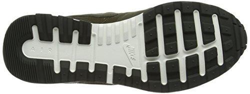 Nike Men's Air Pegasus New Racer Running Shoes Multicolore - Verde / Blanco (Dark Loden/Dark Loden-sq-sl) rh0REQRM1