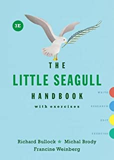 Rereading america cultural contexts for critical thinking and the little seagull handbook with exercises third edition fandeluxe Image collections