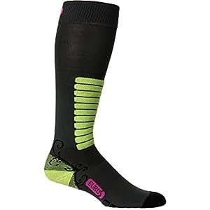 EURO Socks Sweet Silver Ski Socks - Women's Dark Grey, S