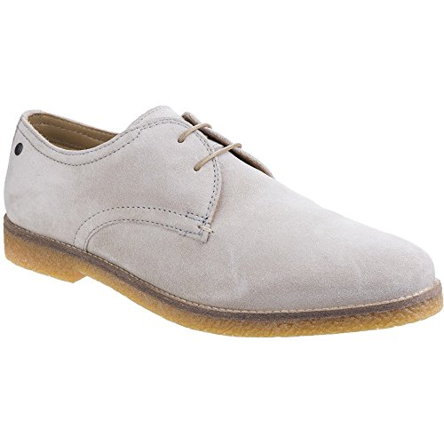 Base London Mens Whitlock Suede Leather Casual Derby Shoes Spa