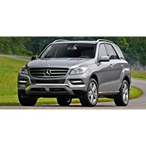 Amazon.com: 2012 Mercedes-Benz ML350 Reviews, Images, and Specs: Vehicles