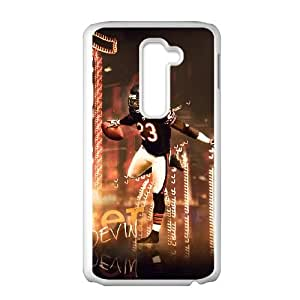 Chicago Bears LG G2 Cell Phone Case White persent zhm004_8629906