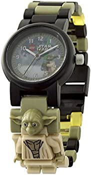 LEGO Star Wars The Last Jedi Yoda Kids Buildable Watch