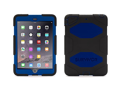 Griffin Technology Survivor Case for iPad mini - Blue/Bla...