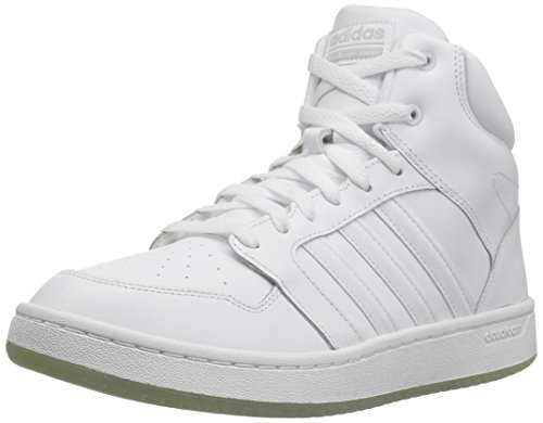 timeless design d7432 a48f7 adidas Neo Mens CF Super Hoops Mid Basketball-Shoes, WhiteWhiteGrey Two,  10.5 Medium US - Buy Online in Oman.  Apparel Products in Oman - See  Prices, ...