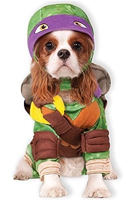 Rubies Costume Company Teenage Mutant Ninja Turtles Pet Costume