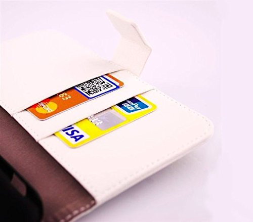 Wellpad Classic design bling leather wallet Credit card stand Case For blackberry Q10 phone(Cute owl bird)