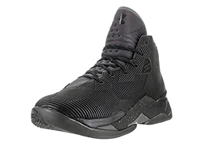Under Armour Men's UA Curry 2.5 Black/Charcoal/Charcoal Athletic Shoe