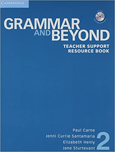Grammar and beyond level 2 teacher support resource book with cd rom grammar and beyond level 2 teacher support resource book with cd rom teachers guide edition fandeluxe Choice Image