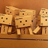 Revoltech Danboard Mini Danbo Amazon Figure Box Set 1+1 **Free Ship**