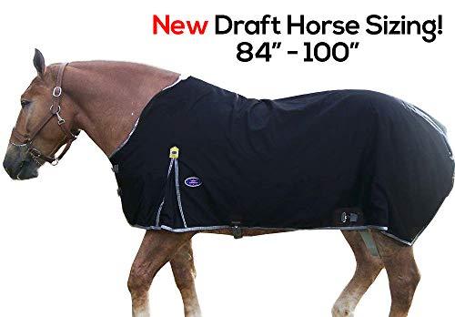 Derby Originals 600D Nylon Winter Turnout Horse Blanket West Style (96