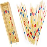 2-OYSS Mikado Spiel Pick-up Sticks Game for Kids - Pack of 2