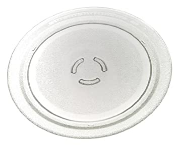 Whirlpool 4393799 microondas plato giratorio de cristal, 12 ...