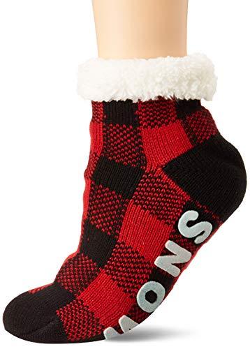 Fuzzy Babba Women's Short Cozy Warmer Sock