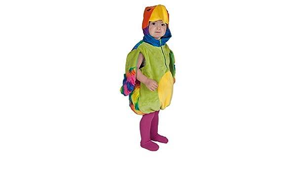 LLOPIS - Disfraz Bebe Guacamayo: Amazon.es: Juguetes y juegos