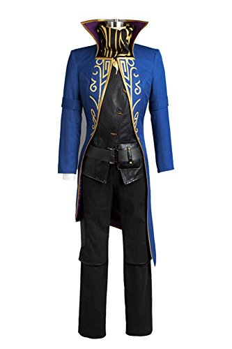 Women's Halloween Costume Emily Drexel Lela Kaldwin Outfit Cosplay Costume,XX-Large - Dishonored Costume Corvo