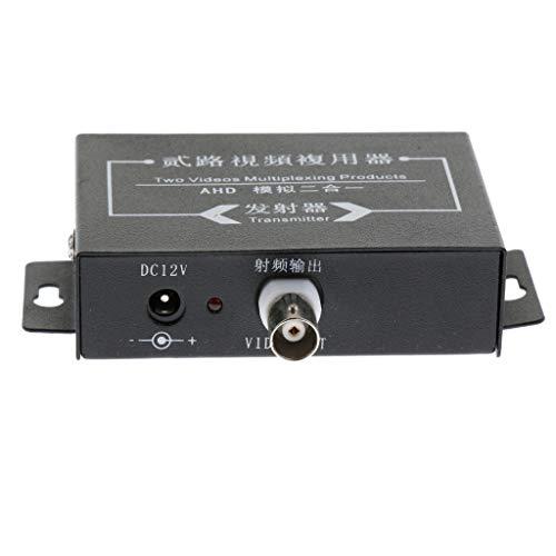 Baosity 2Pcs Industrial Surveillance Video Multiplexer 2Way Signal Receiver Transmitter by Baosity (Image #7)