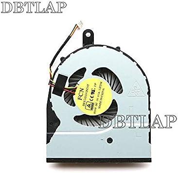 DBTLAP Nuevo Ventilador para DELL Inspiron 14 5458 5459 15 5555 ...