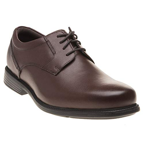 Rockport Zapatos Plaintoe Hombre Marrón Charlesroad zqp0wTAnq