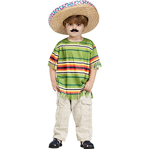 Little Mexican Amigo Toddler Costume
