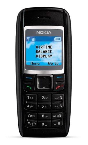 amazon com nokia 1600 prepaid phone net10 cell phones accessories rh amazon com At T Phones Nokia Nokia Mobile