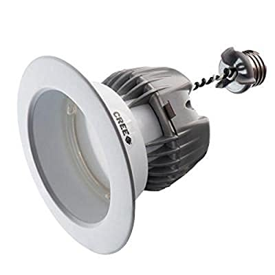 Ecosmart ECO4-575L 65W Equivalent 2700K 4-inch Dimmable LED Downlight, Soft White