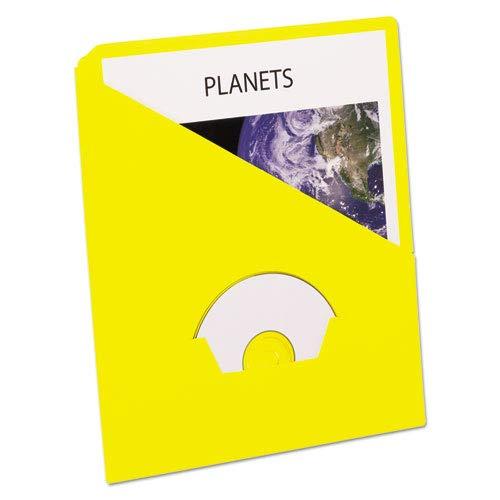 (ESS32909 - Pendaflex Essentials Slash Pocket Project Folders)