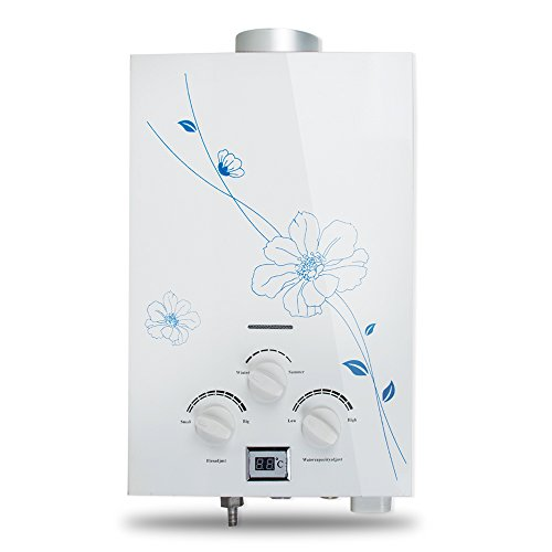 lp gas instant water heater - 9