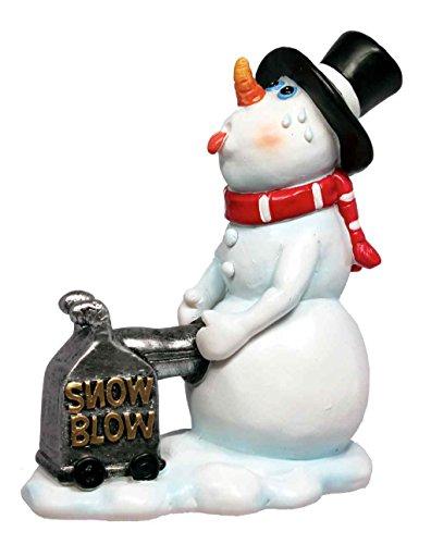 BAD Snowman Decor