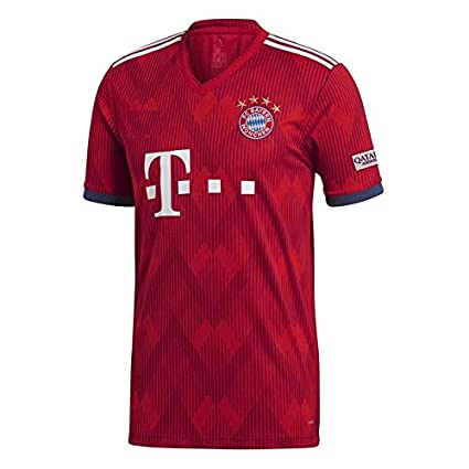 c7c06d42b aaDDa Sportswear Non Branded Bayern Munich Home Jersey 18/19 Without Shorts  (S)
