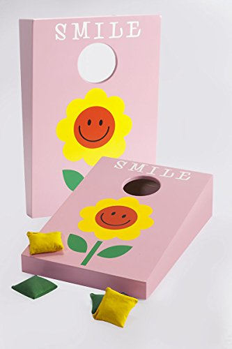Corn Hole, Bean Bag Toss Game for Kids - (2 boards)
