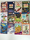 Readers Level 1 (Set of 12) I Spy; Silly Milly; Cave Race; Flying Bats; I Love Snow...