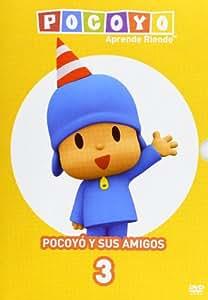 Pack Pocoyo Y Sus Amigos (Fiesta+Nuevos Amigos+Compartir) [DVD]