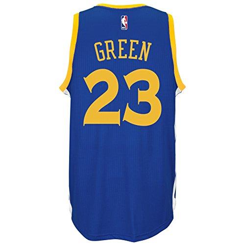 Draymond Green Golden State Warriors Adidas Road Swingman Jersey (Blue) XL (Road Swingman Jersey Hat)