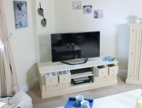 Mueble para televisor pantalla panorámica de cadencia para bicicleta: Amazon.es: Hogar
