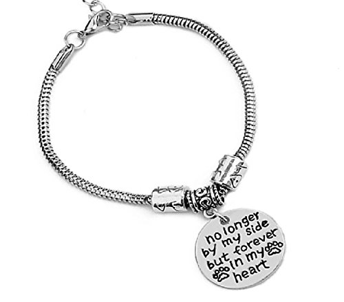 ss of Pet No Longer By My Side But Forever In My Heart Bracelet (Attractively Gift Boxed)