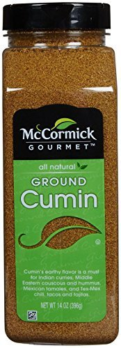 McCormick Gourmet All Natural Ground Cumin-14 oz (Pack of 2)