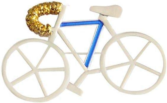 Hoveey - Broche de Dibujos Animados para Bicicleta, Accesorio para ...