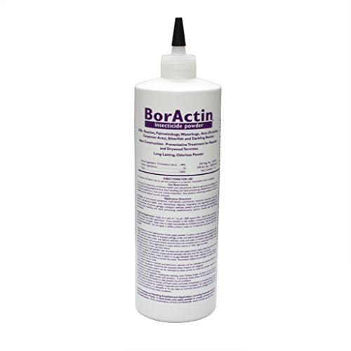 BorActin Insect Dust 1 Lb. Bottle
