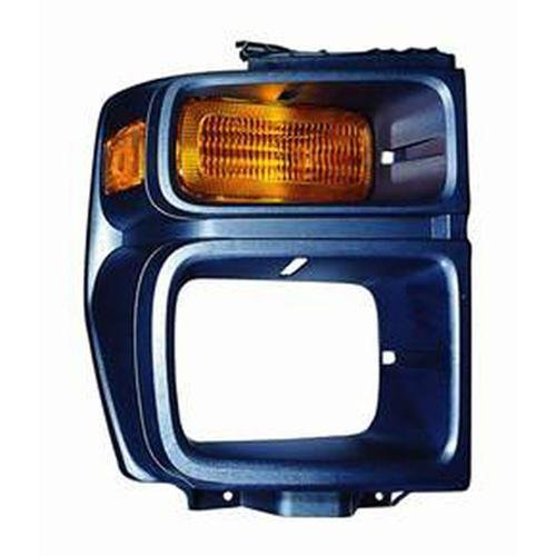 OE Replacement FORD VAN/_FORD/_ECONOLINE Parking Light Lens Partslink Number FO2525103