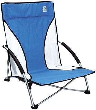 Camping Brunner Stuhl Faltstuhl Campingstuhl Strandstuhl Cuba Blau