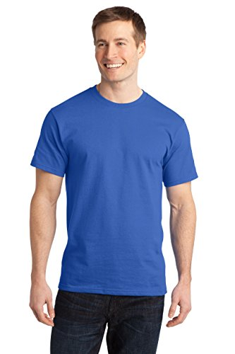 Sportoli174; Men's Essential Basic 100% Cotton Crew Neck ...