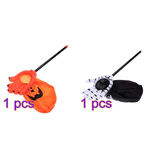 TENDYCOCO Trick or Treat Bags Halloween Candy Bags