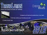 Deep Blue Professional ADB39618 Translumen Glass