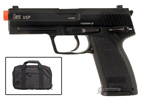 H&K Full Metal USP NS2 GBB By KWA (Gun Bag Combo) by KWA