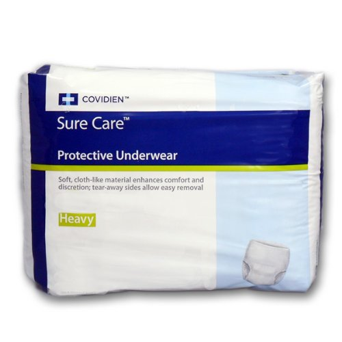 (Surecare Protective Underwear Large/Case of)