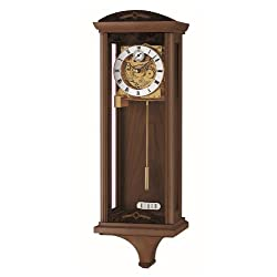 Regulator wall clock, 8 day running time from AMS AM R3682/1